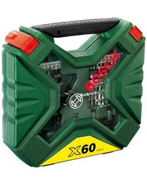 ดอกเจาะ X Line ชุด 60Pcs Bosch