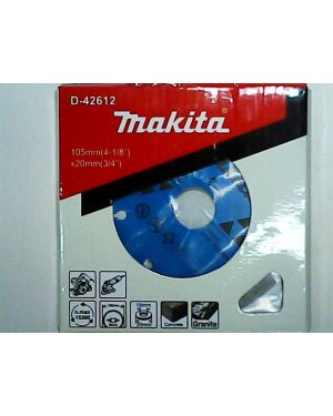 """ใบตัดเพชร 4"""" D-42612 Makita"""