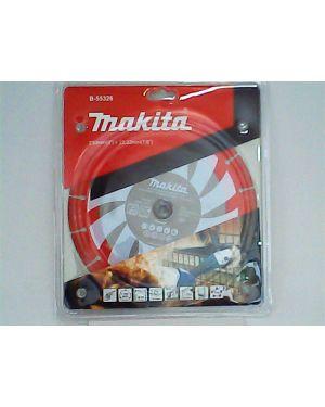 """ใบตัดสำหรับงานกู้ภัย 230mm 9"""" B-55326 Makita"""