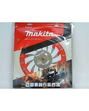 """ใบตัดสำหรับงานกู้ภัย 302mm 12"""" B-55332 Makita"""