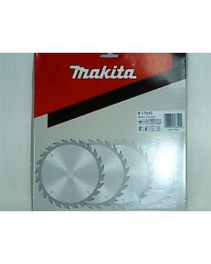 """ใบเลื่อยวงเดือน ตัดไม้ 10"""" 30T B-17245 Makita"""