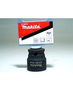 """ลูกบล็อกลม แกน3/8"""" 19x28mm TW100D B-40010 Makita"""