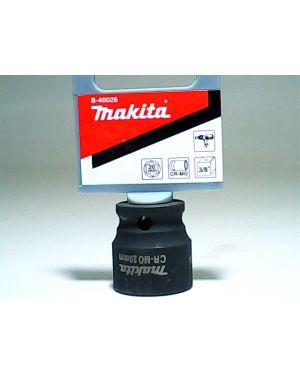 """ลูกบล็อกกระแทก แกน 3/8"""" 20x30mm B-40026 Makita"""