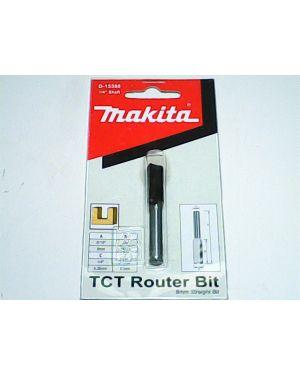 ดอกเร้าเตอร์ Straight Bit 8E D-15388 Makita