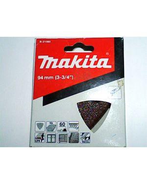 กระดาษทรายขัดไม้เก่า #60 10Pcs B-21565 Makita