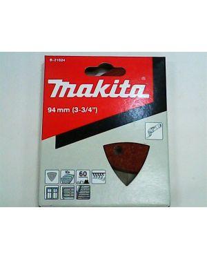 กระดาษทราย #60 10Pcs B-21624 Makita