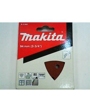กระดาษทราย #80 10Pcs B-21630 Makita