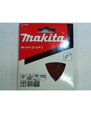 กระดาษทราย #180 10Pcs B-21652 Makita