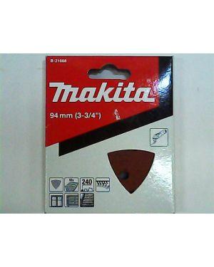 กระดาษทราย #240 10Pcs B-21668 Makita