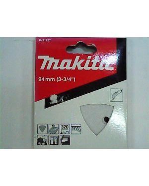 กระดาษทรายขัดสี #320 10Pcs B-21727 Makita