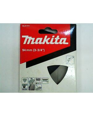 กระดาษทรายขัดหิน #600 10Pcs B-21777 Makita