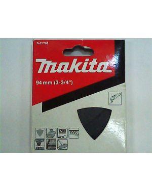 กระดาษทรายขัดหิน #1200 10Pcs B-21783 Makita