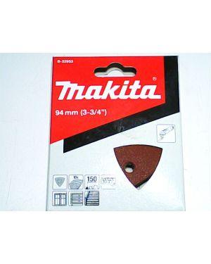กระดาษทราย #150 10Pcs B-22953 Makita