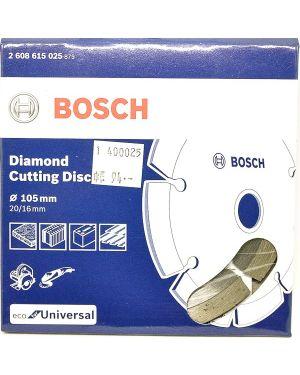 """ใบเพชรตัดแห้ง Eco 4"""" #025 Bosch"""