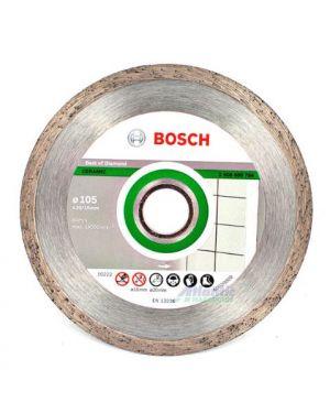 """ใบเพชรตัดกระเบื้อง 4"""" #704 Bosch"""
