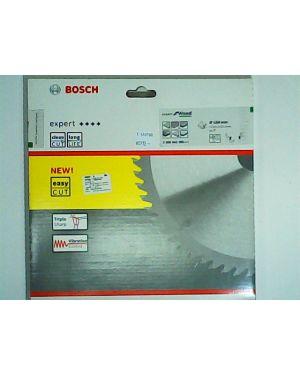 """ใบเลื่อยวงเดือน ตัดไม้ Expert 7 1/4"""" 60T Bosch"""