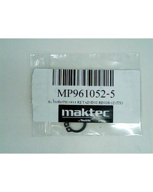 Retaining Ring S-12 MT811(13) 961052-5 Makita