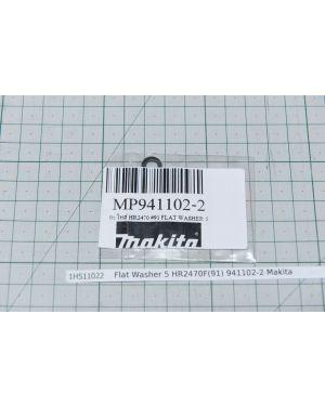 Flat Washer 5 HR2470F(91) 941102-2 Makita