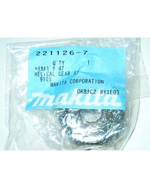 Helical Gear 47 9510(56) 221126-7 Makita