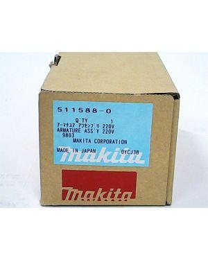 ทุ่นไฟฟ้า 9803 511588-0 Makita