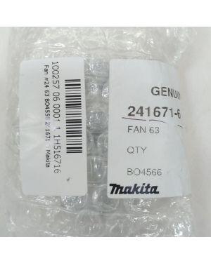 Fan #24 63 BO4558 241671-6 Makita