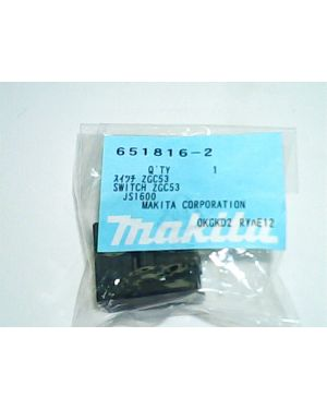 Switch SGEL115CD JS1600(38) 651816-2 Makita