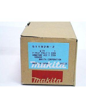 ทุ่นไฟฟ้า 6904V H 511928-2 Makita
