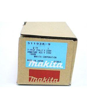 ทุ่นไฟฟ้า N1900B 1902 511938-9 Makita