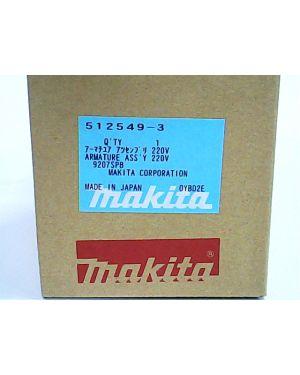 ทุ่นไฟฟ้า 9207SPB 512549-3 Makita