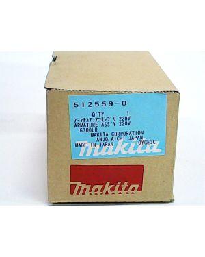 ทุ่นไฟฟ้า 6300LR 512559-0 Makita