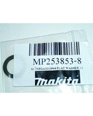 Flat Washer 15 GA5010(44) 253853-8 Makita