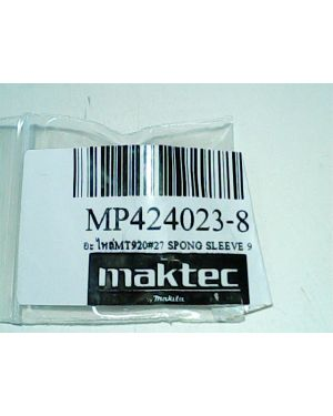 Sponge Sleeve 9 MT920(27) 424023-8 Makita