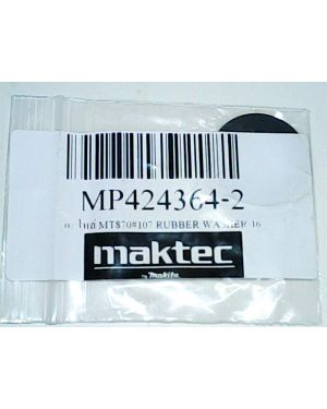 Rubber Washer 16 MT870(107) 424364-2 Makita
