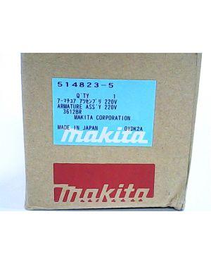 ทุ่นไฟฟ้า 3612BR 514823-5 Makita