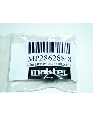 Cap 35 MT870(1) HR2611FX 286288-8 Makita