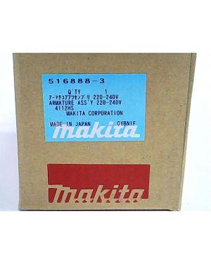 ทุ่นไฟฟ้า 4112HS 516888-3 Makita
