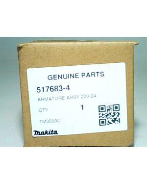 ทุ่นไฟฟ้า TM3000C 517683-4 Makita