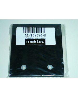 Pad Complete MT920(35) 158796-8 Makita
