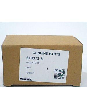 ทุ่นไฟฟ้า DTD146 BTD146 TD140D 619372-8 Makita
