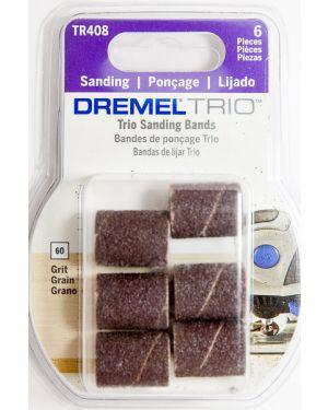 """ปลอกกระดาษทราย 1/2"""" #60 TR408 Dremel"""