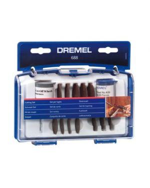 ชุดตัด 68Pcs 688 TW Dremel
