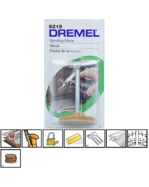"""หินเจียร์ AL Oxide 1"""" 8215 TW Dremel"""