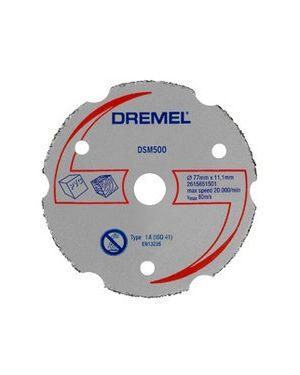 """ใบตัดไม้และพลาสติก 3"""" 500 CH Dremel"""