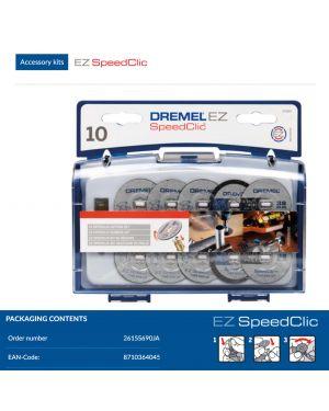 Cutting Set SC690 CN Dremel