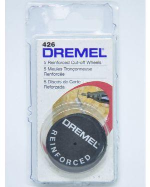 ใบตัดไฟเบอร์ 5Pcs 426 Dremel