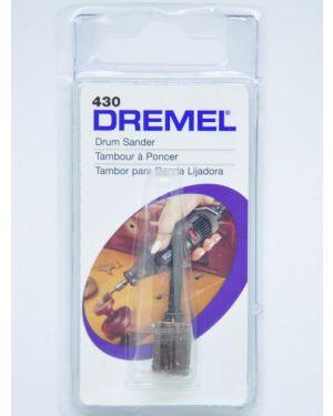 ปลอกกระดาษทรายบวกก้าน 6.4mm 430 Dremel