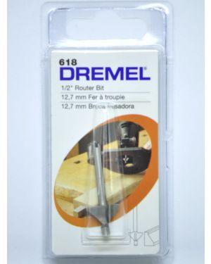 """ดอกเซาะร่อง 1/2"""" 618 Dremel"""