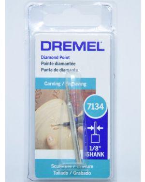 ดอกแกะสลักเพชร 2mm 7134 Dremel