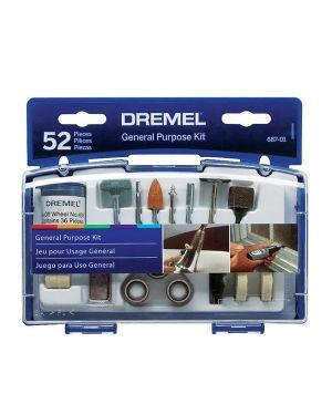 ชุดอเนกประสงค์ 52Pcs 687 Dremel