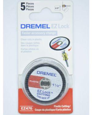 """ใบตัด EZ Lock 1 1/2"""" 476 Dremel"""